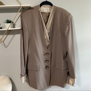 NWT Vintage Christian Dior Jacket